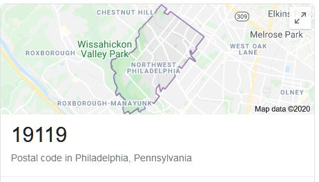 19119 Locksmith Philadelphia Locksmith Service Areas