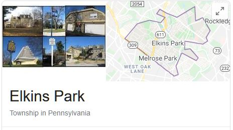 Elkins Park Locksmith Services Areas